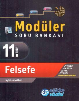Eğitim Vadisi Yayınları 11. Sınıf Felsefe Modüler Soru Bankası
