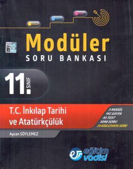Eğitim Vadisi Yayınları 11. Sınıf T.C. İnkılap Tarihi ve Atatürkçülük Modüler Soru Bankası