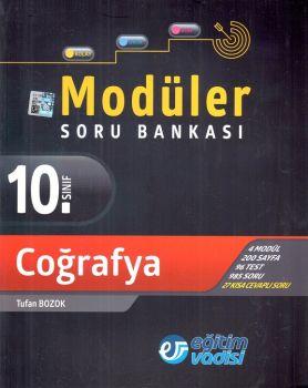 Eğitim Vadisi Yayınları 10. Sınıf Coğrafya Modüler Soru Bankası