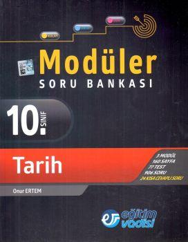 Eğitim Vadisi Yayınları 10. Sınıf Fizik Modüler Soru Bankası