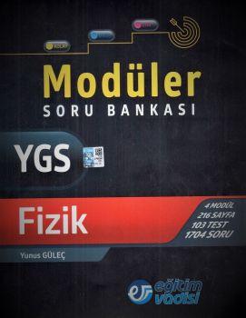 Eğitim Vadisi Yayınları YGS Fizik Modüler Soru Bankası