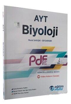 Eğitim Vadisi Yayınları AYT Biyoloji Güncel PDF Planlı Ders Föyü