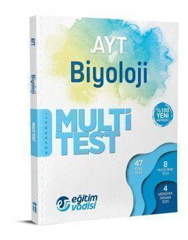 Eğitim Vadisi Yayınları AYT Biyoloji Multi Test