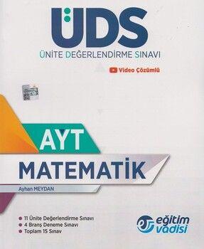 Eğitim VadisiAYT Matematik Ünite Değerlendirme Sınavı