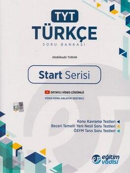 Eğitim VadisiTYT Türkçe Start Serisi Soru Bankası