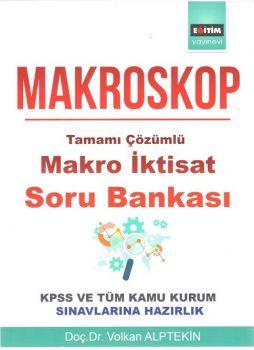 Eğitim Yayınevi KPSS A Grubu Makroskop Makro İktisat Soru Bankası