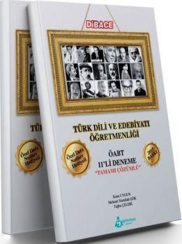 Eğitimdeyiz Yayınları 2017 ÖABT Türk Dili ve Edebiyatı Öğretmenliği Çözümlü 11 Deneme