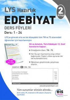 EİS Yayınları LYS Edebiyat 2. Kitap Ders Föyleri