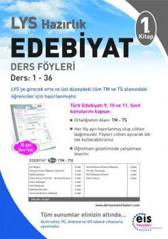 EİS Yayınları LYS Edebiyat 1. Kitap Ders Föyleri