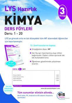 EİS Yayınları LYS Kimya 3. Kitap Ders Föyleri