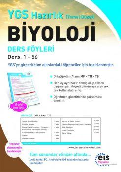 EİS Yayınları YGS Biyoloji Temel Düzey Ders Anlatım Föyleri