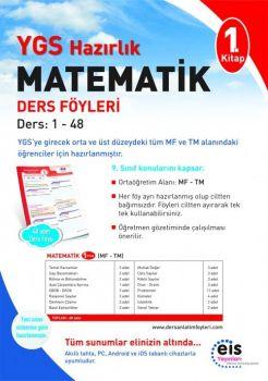 EİS Yayınları YGS Matematik 1. Kitap Ders Anlatım Föyleri
