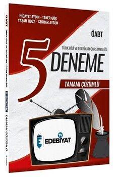 Edebiyat TV 2021 ÖABT Türk Dili Edebiyatı 5 Deneme