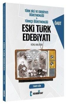 Edebiyat TV 2021 ÖABT Türk Dili Edebiyatı Türkçe Öğretmenliği Eski Türk Edebiyatı Konu Anlatımı