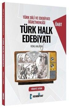 Edebiyat TV 2021 ÖABT Türk Dili ve Edebiyatı Türk Halk Edebiyatı Konu Anlatımı