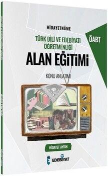 Edebiyat TV Yayınları ÖABT Türk Dili ve Edebiyatı Hidayetname Alan Eğitimi Konu Anlatımı