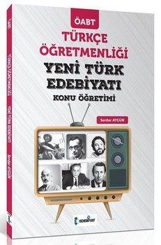 Edebiyat TV Yayınları ÖABT Türkçe Öğretmenliği Yeni Türk Edebiyatı Konu Öğretimi