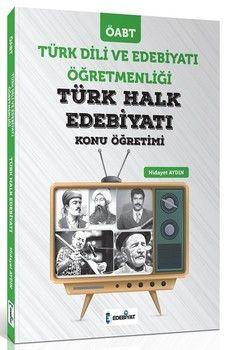 Edebiyat TV Yayınları ÖABT Türk Dili ve Edebiyatı Türk Halk Edebiyatı Konu Öğretimi