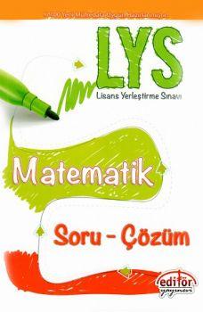 Editör LYS Matematik Soru Çözüm