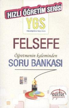 Editör Yayınları Hızlı Öğretim YGS Felsefe Soru Bankası