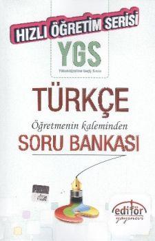 Editör Yayınları YGS Türkçe Hızlı Öğretim Soru Bankası