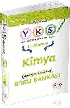 Editör Yayınları AYT Kimya Soru Bankası