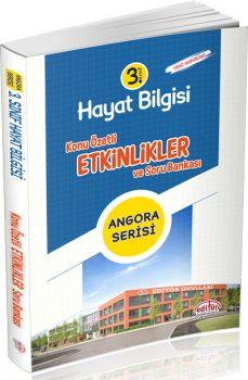 Editör Yayınları 3. Sınıf Angora Serisi Hayat Bilgisi Konu Özetli Etkinlikler ve Soru Bankası