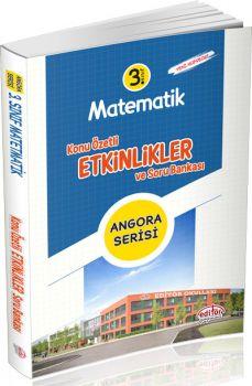 Editör Yayınları 3. Sınıf Angora Serisi Matematik Konu Özetli Etkinlikler ve Soru Bankası