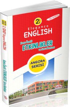 Editör Yayınları 2. Sınıf Angora Serisi English Konu Özetli Etkinlikler ve Soru Bankası