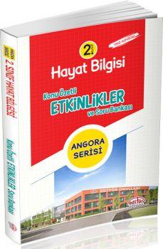 Editör Yayınları 2. Sınıf Angora Serisi Hayat Bilgisi Konu Özetli Etkinlikler ve Soru Bankası