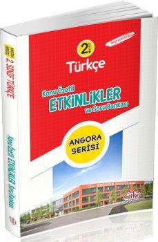 Editör Yayınları 2. Sınıf Angora Serisi Türkçe Konu Özetli Etkinlikler ve Soru Bankası