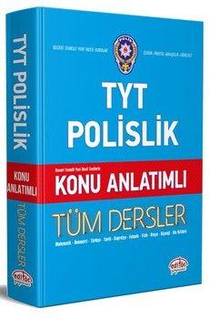 Editör Yayınları TYT Polislik Tüm Dersler Konu Anlatımlı