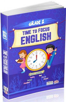 Editör Yayınları 2. Sınıf Angora Serisi Time To Focus English
