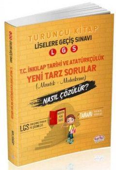 Editör Yayınları LGS T.C. İnkılap Tarihi ve Atatürkçülük Mantık Muhakeme Soruları Nasıl Çözülür