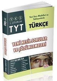 Editör Yayınları TYT Türkçe Yeni Nesil Sorular ve Çözümlemeleri