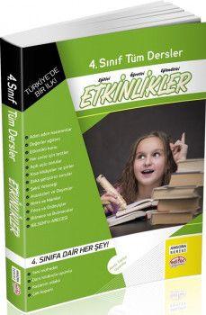 Editör Yayınları 4. Sınıf Tüm Dersler Etkinlikler Angora Serisi