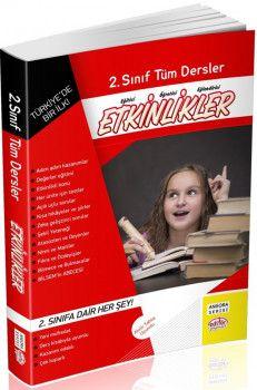 Editör Yayınları 2. Sınıf Tüm Dersler Etkinlikler Angora Serisi