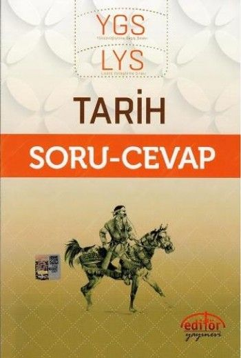 Editör Yayınları YGS LYS Tarih Soru Cevap
