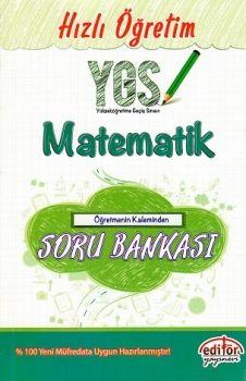 Editör YGS Matematik Öğretmenin Kaleminden Soru Bankası