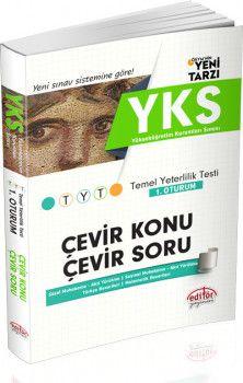 Editör YKS 1. Oturum TYT Türkçe Matematik Çevir Konu Çevir Soru
