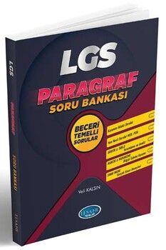 Efsane Yayınları 8. Sınıf LGS Paragraf Soru Bankası
