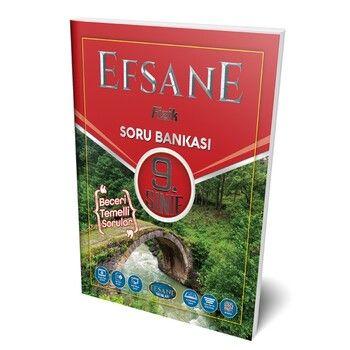 Efsane Yayınları 9.Sınıf Fizik Soru Bankası
