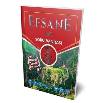 Efsane Yayınları 9. Sınıf Tarih Soru Bankası