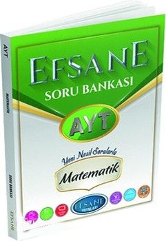 Efsane Yayınları AYT Matematik Efsane Soru Bankası