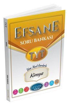 Efsane Yayınları TYT Kimya Soru Bankası