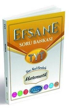 Efsane Yayınları TYT Matematik Soru Bankası