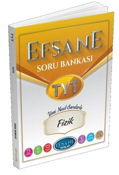 Efsane Yayınları TYT Fizik Soru Bankası