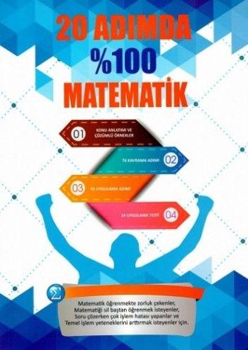 Ege Aydın 20 Adımda %100 Matematik