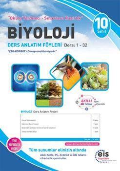 Eis Yayınları 10. Sınıf Biyoloji Ders Anlatım Föyleri 1-32