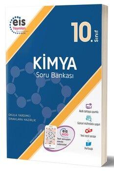 Eis Yayınları 10. Sınıf Kimya Soru Bankası